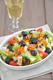 Shopska salade recept